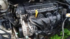 Двигатель в сборе(ДВС) Kia Rio G4FА 2010-2017 Hyundai Solaris G4FА