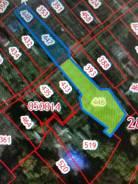 Продам земельный участок. 1 120кв.м., собственность