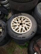 Комплект колёс 185/70/14 с литьём