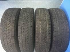 Bridgestone Blizzak W979. зимние, без шипов, 2014 год, б/у, износ 30%