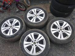 Зимние колеса 215/60R17 Bridgestone на дисках Manaray Reverline