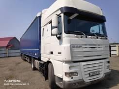 DAF XF105. Продам грузовик ДАФ XF105.460 2007 г. в. 12900куб. с. 19000кг., 13 000куб. см., 19 000кг., 4x2