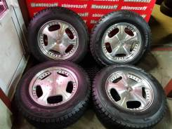 Lodio Drive R18 5x150 и шины зима 275/60R18 Bridgestone DM-V2 Japan!