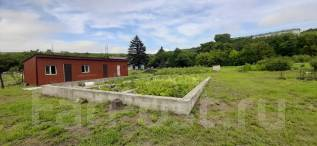 Земельный участок п. Раздольное. 1 800кв.м., собственность. Фото участка