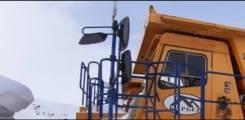 Белаз. Карьерный самосвал марки БелАЗ 7555В, 4x2. Под заказ