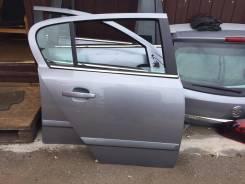 Дверь задняя правая Opel Astra H 5d hatch серая