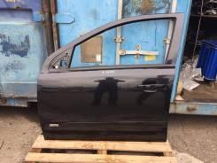Дверь передняя левая Opel Astra H 5d hatch черная