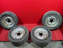 Комплект колес Нива 205/65 R15 [212143101015]
