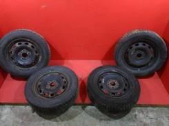Комплект колес с Форд Фокус 2 диски штампованные [1365993]