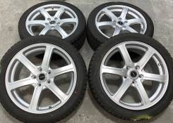 Feid R18 5*114.3 7.5j et53 + 225/45R18 Goodyear Ice Navi 7 Japan 2018