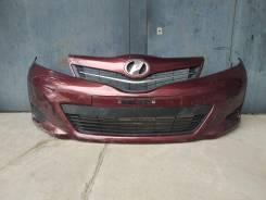 Бампер передний Toyota Vitz 2012