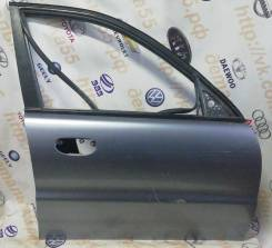 Дверь передняя правая серая Chevrolet Lanos Zaz