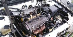 Toyota Corolla. AE106, 4EFE