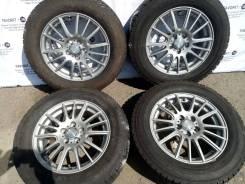 Комплект литых дисков Ravrion на шинах 195/65R15 Yokohama