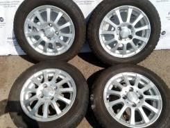 Комплект литых дисков Strada на шинах 155/65R13 Bridgestone