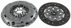 Комплект сцепления Hyundai: I30, 2.0 CRDI, I30 CW Kombi, 2.0 CRDI, Sonata V (NF), 2.0 CRDI, Tucson (JM), 2.0 CRDI, 2. Sachs 3000951958 3000951958