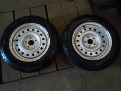 Продам 2 колеса на Волгу