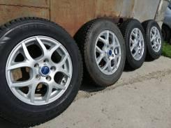 Диски Bridgestone NR979 5*114.3 на зиме 175/80R15