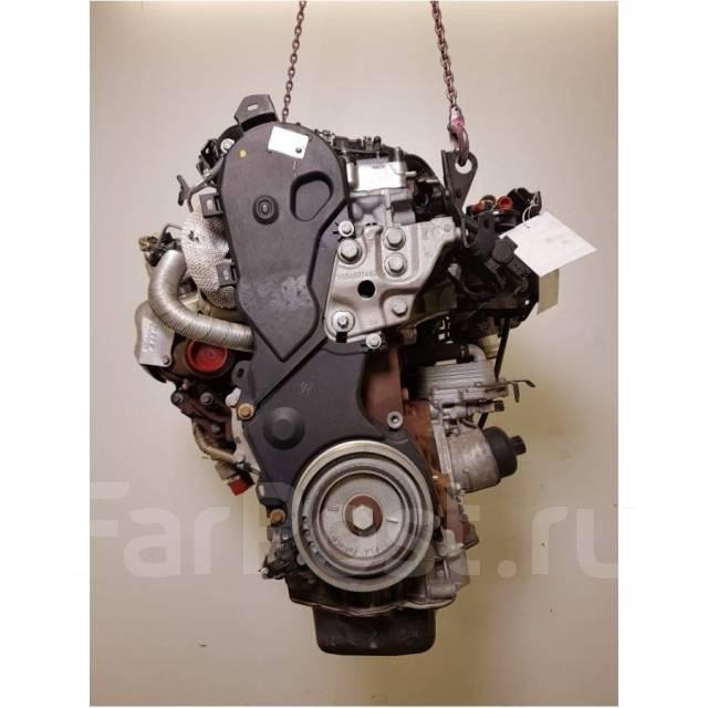 Двигатель Peugeot 407 2.2 HDI 170 4H01