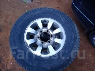 """Комплект колес с дисками 215/80R15. 6.0x15"""" 6x139.70"""