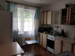 2-комнатная, улица Адмирала Смирнова 14. Снеговая падь, агентство, 54,0кв.м. Кухня