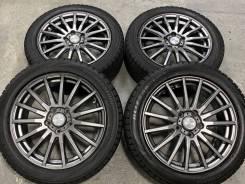 "Sein Racing R17 5*114.3 7j et53 + 215/50R17 Bridgestone Blizzak VRX. 7.0x17"" 5x114.30 ET53"