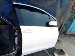 Дверь Toyota VITZ , Toyota Yaris , 2017, правая передняя NSP130