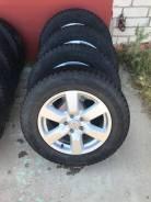 Комплект Шины и диски на Nissan X-Trail T31