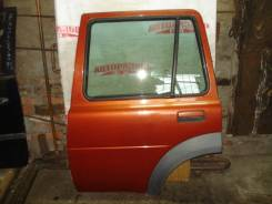 Дверь задняя левая Land Rover Freelander L314 18 K4F