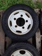 Dunlop SP LT 33. летние, 2010 год, б/у, износ 30%