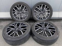 Колеса Weds Leonis LV R18 7.0 +47 5x100 + Yokohama 225/50