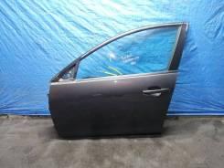 Дверь передняя левая цвет 38R (графит) Mazda 3/Axela BL5FP BL5FW