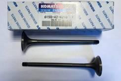 Клапан двигателя Komatsu 6D125 / S6D125 / SAA6D125 ( 9-44-171мм) (EX) Original 6150424210