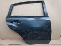 Дверь правая задняя Subaru XV GP 2012-2017