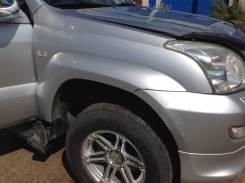 Крыло правое Toyota LAND Cruizer Prado 2006г. в., GRJ120