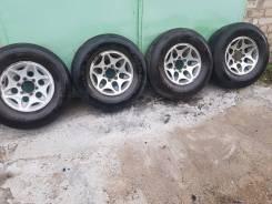 Продам колеса 265/70/16 диски 6х139.7 AT на Pajero/Prado/Surf/Terrano