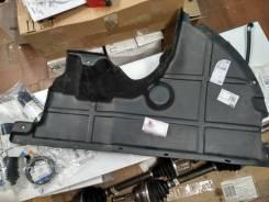 Пыльник защиты двигателя левый Boxer Jumper Ducato 06- пр-во Италия