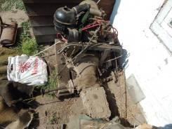 Двигатель в комплекте с коробкой и косой ЗАЗ 968 м
