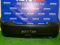 Бампер Chevrolet Aveo T300 2011-