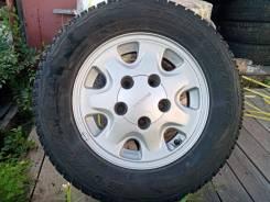 Комплект колес 205/70R15