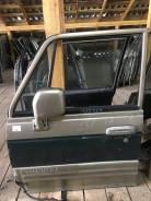 Дверь передняя левая на Hyundai Galloper