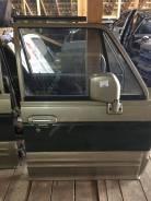 Дверь передняя правая на Hyundai Galloper