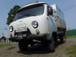 УАЗ-33039. Продам грузовичок уаз 33039 бортовой, 2 900куб. см., 1 500кг., 4x4