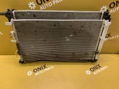 Hyundai Tucson / Радиатор охлаждения двигателя/ 25310D7650, F200Nffaa0 25310D7650