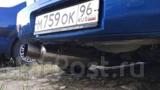 Глушитель. Subaru Impreza WRX, GD, GD9, GDA, GDG, GG, GGA, GGB, GGG Subaru Impreza WRX STI, GD, GDB, GGB EJ20, EJ205, EJ255, EJ207, EJ257