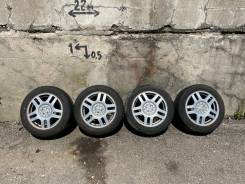 Комплект колес Montreal R16 VW Golf 4, Skoda Tour