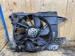 Диффузор в сборе Renault Megane 2 Арт. 162024
