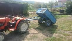 Hinomoto C174. Продам трактор Xinomoto174 без навесного с прицепом, 17,00л.с.
