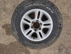 Колесо запасное Lexus GX470 265/65/R17
