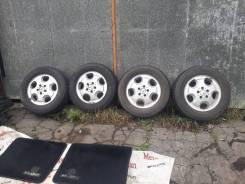 Комплект колес Mercedes Benz Vito W638 зима